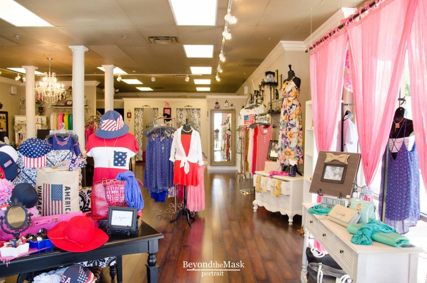 Chandler clothing boutique