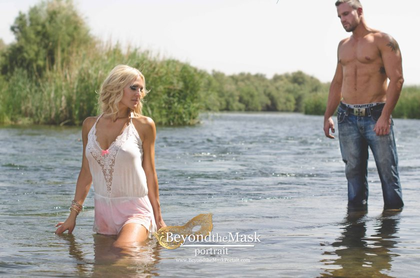 phoenix couple's boudoir photography
