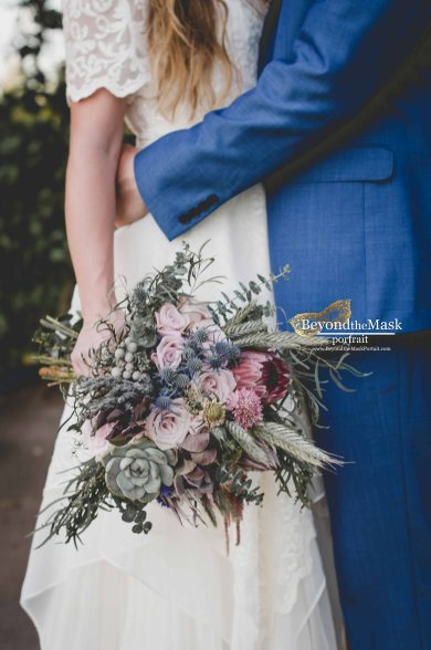 South Mountain Wedding details